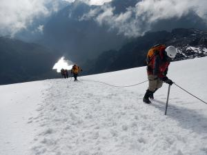Hike Tour In The Rwenzori Mountains